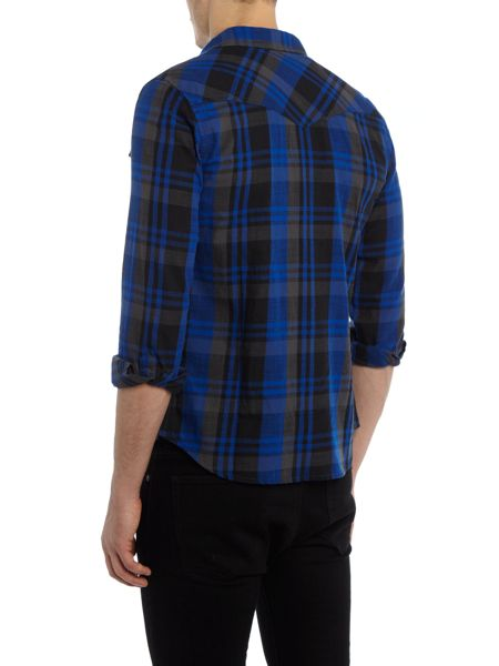 Diesel Camilo bright check shirt