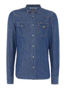 Diesel Sonora denim shirt