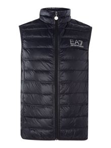 EA7 Train Core ID Down Vest