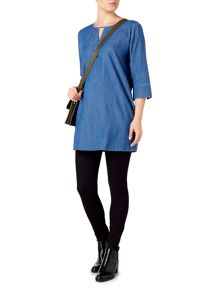 Dickins & Jones Lydia Woven Tunic