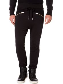 Diesel Pocket zip detail joggers