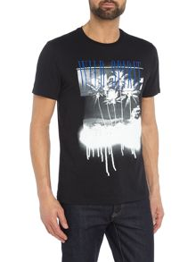 Diesel Wild spirit graphic t-shirt