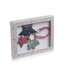 Radley Night shift keyring bag charm