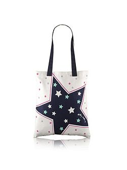 Night shift medium tote bag