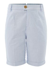 Howick Junior Boys Ticking Stripe Shorts