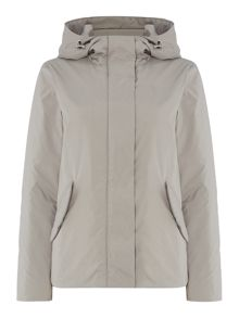 Gant Lightweight showerproof hooded jacket