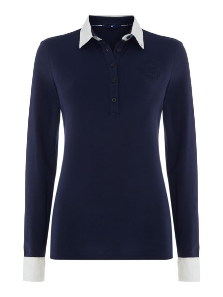 Gant Long sleeve rugby jersey