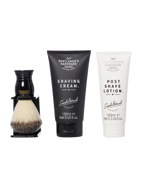 Gentlemen's Hardware Mens Shaving Kit
