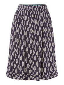 Dickins & Jones Brooke Block Skirt