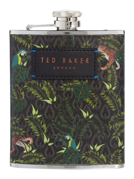 Ted Baker Jungle Hip Flask