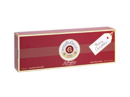 Roger & Gallet Jean Marie Farina Scented Soaps