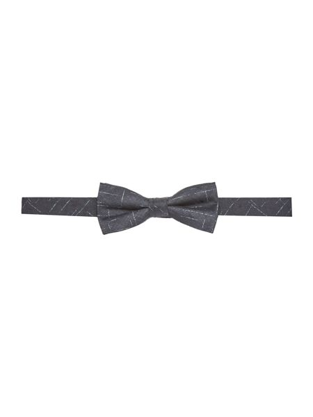 Selected Homme Silk Bow Tie