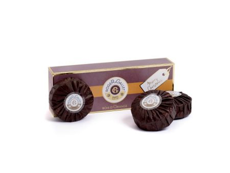 Roger & Gallet Bois d`Orange Scented Soaps Gift Set