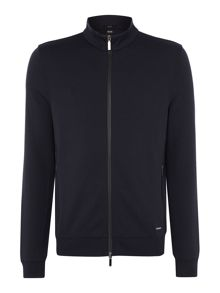 Hugo Boss Soule 6 zip-up sweat top