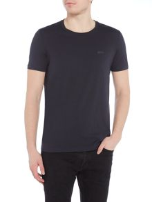 Hugo Boss Tessler crew neck liquid cotton logo t-shirt