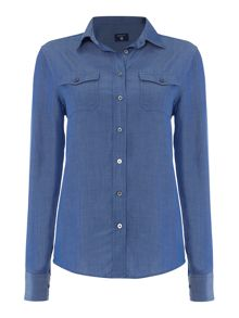 Gant Soft chambray shirt