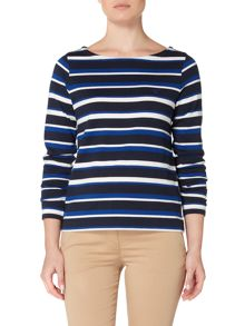 Gant Multi stripe top