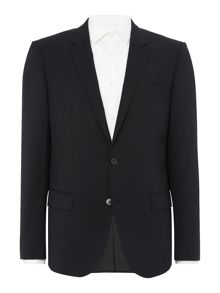 Hugo Single Breasted Huge Genius Suit Jacket