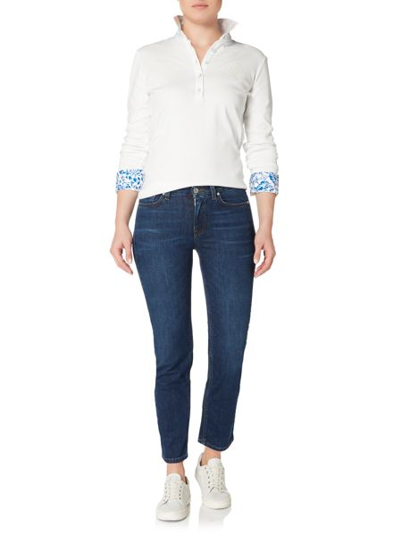 Gant Regular cropped jean