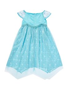 Disney The Boutique Collection Girls Elsa Sequin Dress