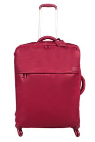 Lipault Original plume amaranth red 4 wheel large case