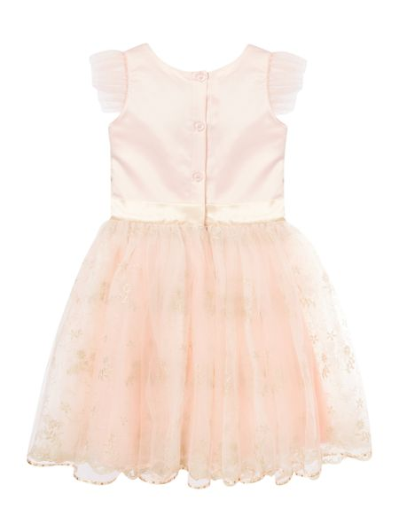 Disney The Boutique Collection Girls Tinker Bell Lace Dress