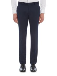 Label Lab Angus Textured Skinny Suit Trouser