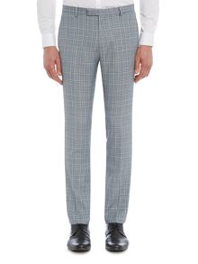 Label Lab Syd Check Skinny Suit Trouser
