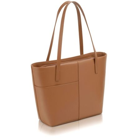 Radley De Beauvoir large zip top shoulder bag
