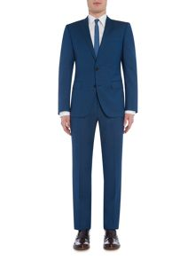Hugo Boss Huge Genius Slim Fit Wool Suit