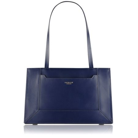 Radley Hardwick medium ziptop grab bag