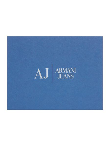 Armani Jeans Bi-Fold without Coin Case