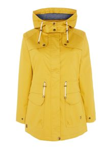 Lighthouse Lana coat with detachable hood