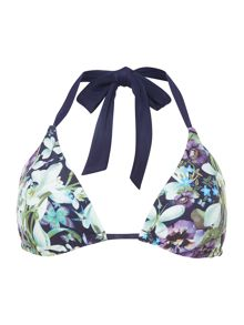 Ted Baker Entangled enchantment bikini top