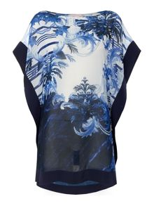 Ted Baker Persian short cover up