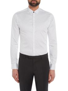 Label Lab Otis Polka Dot Skinny Shirt