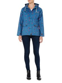 Lighthouse Siena print jacket