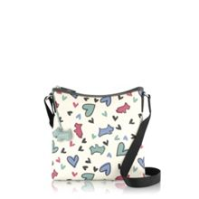 Radley Love me love my dog medium zip top bag