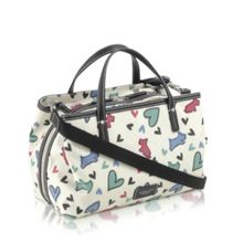 Radley Love me love my dog medium multiway bag