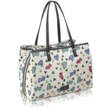 Radley Love me love my dog large tote bag