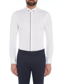 Label Lab Jarvis Button Down Skinny Shirt