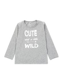 name it Boys Long Sleeve T-Shirt