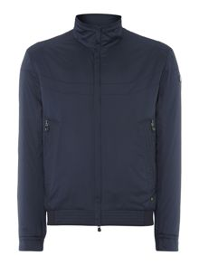 Hugo Boss Jakes 1 zip-up funnel neck jacket