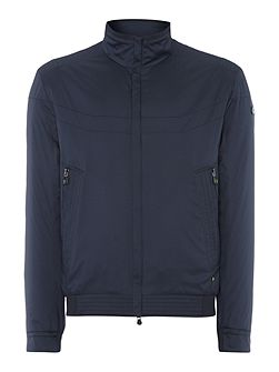 Jakes 1 zip-up funnel neck jacket