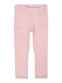name it Girl`s Spot Print Leggings