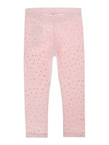 name it Girls Spot Print Leggings