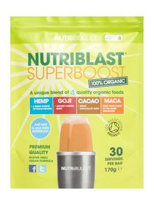 NutriBullet Nutriblast Superfoods Superboost Supplement