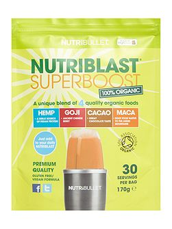 Nutriblast Superfoods Superboost Supplement