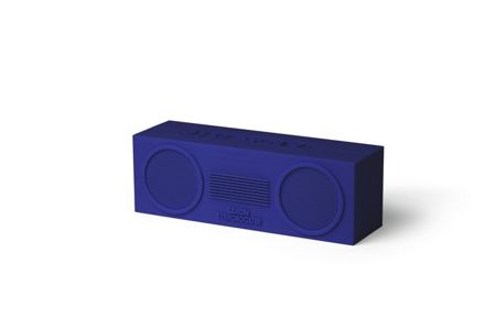 Lexon Tykho Booster Wireless Speaker, Blue