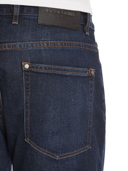 Michael Kors Hampton indigo slim fit jeans